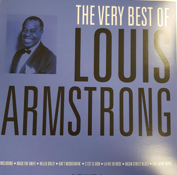 Armstrong, Louis The Very Best Of Louis Armstrong Vinyl