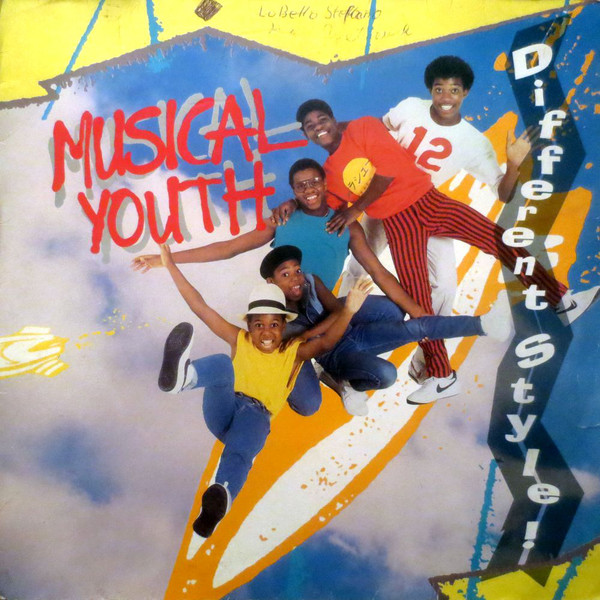 Musical Youth Different Style Vinyl