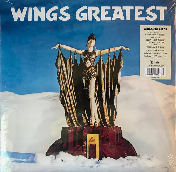 Wings Wings Greatest Vinyl