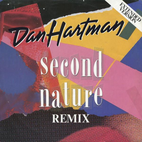 Hartman, Dan Second Nature Vinyl