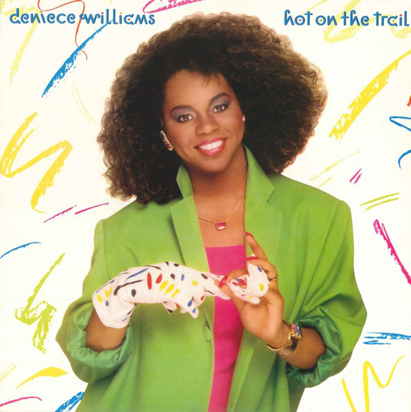 Williams, Deniece Hot On The Trail Vinyl