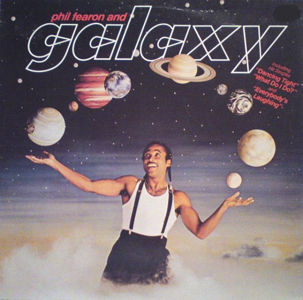 Fearon, Phil Phil Fearon And Galaxy Vinyl