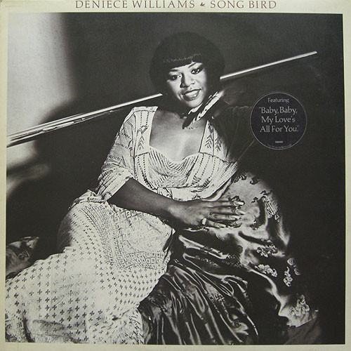 Williams, Deniece Song Bird Vinyl