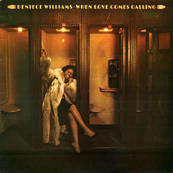 Williams, Deniece When Love Comes Calling Vinyl