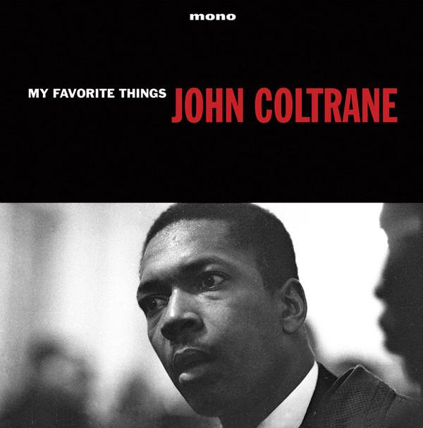 Coltrane, John  My Favorite Things Vinyl