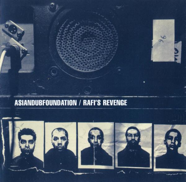 Asian Dub Foundation Rafi's Revenge Vinyl