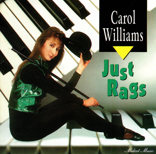 Williams, Carol Just Rags Vinyl