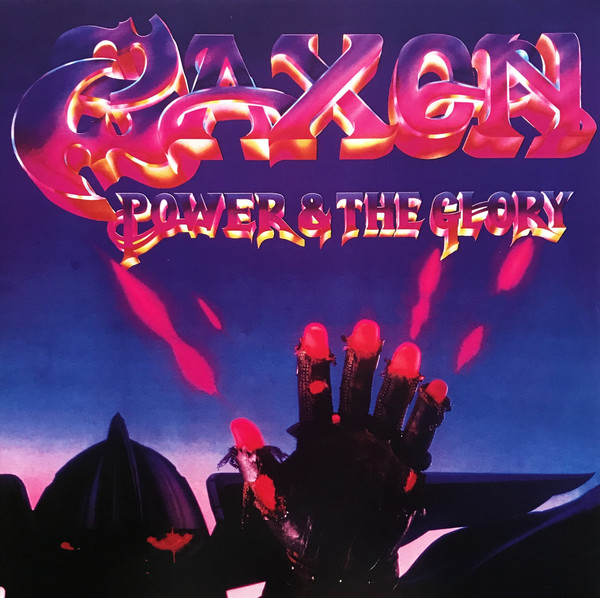Saxon Power & The Glory Vinyl