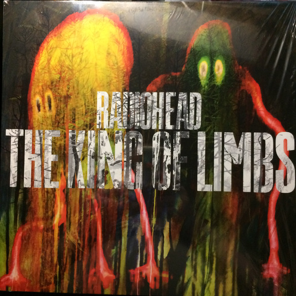 Radiohead The King Of Limbs  Vinyl