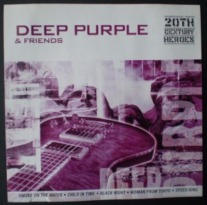 Deep Purple Deep Purple & Friends Vinyl