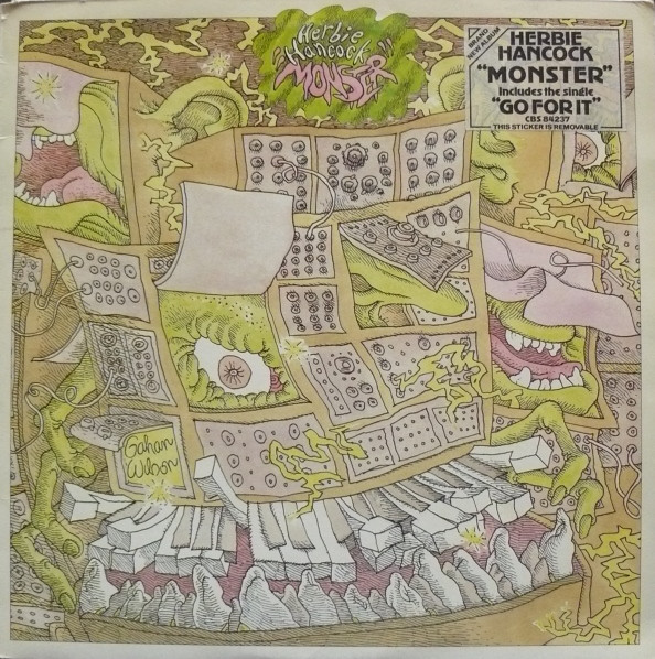 Hancock, Herbie Monster Vinyl