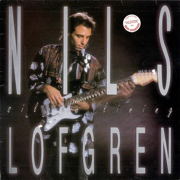 Nils Lofgren Silver Lining Vinyl