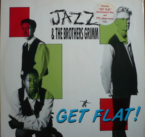 Jazz & The Brothers Grimm Get Flat! Vinyl
