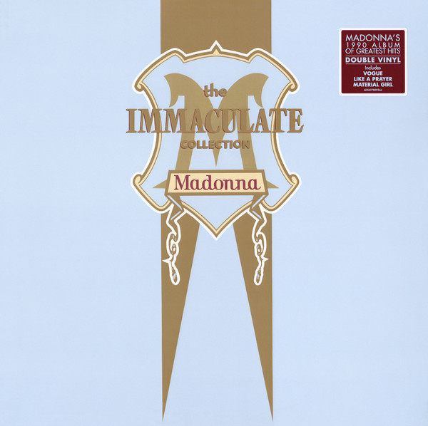 Madonna The Immaculate Collection Vinyl