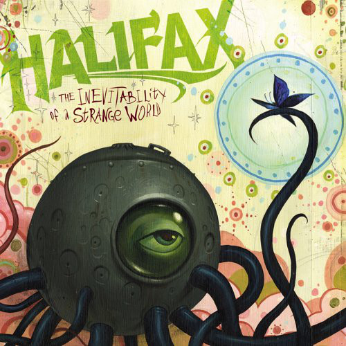 Halifax The Inevitability Of A Strange World CD