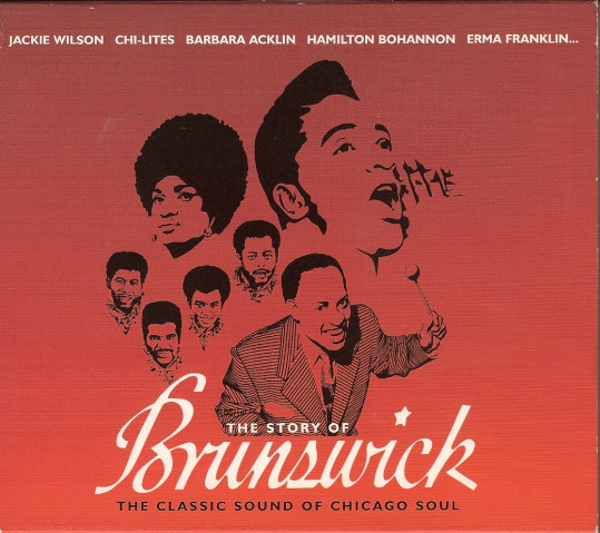 Various The Story Of Brunswick - The Classic Sound Of Chicago Soul