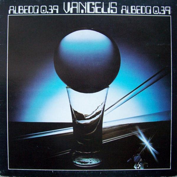 Vangelis Albedo 0.39 Vinyl