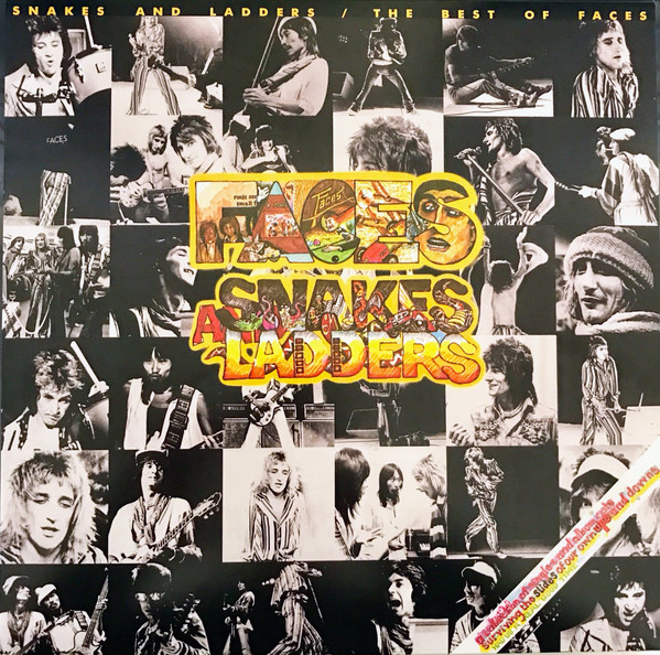 Faces Snakes And Ladders / The Best Of Faces Vinyl