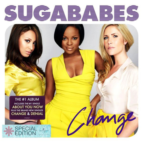 Sugababes Change