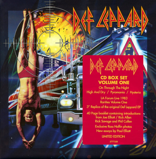Def Leppard The Collection: Volume One Vinyl
