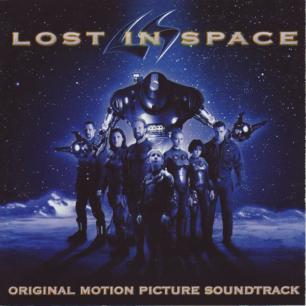 Bruce Broughton, Various Lost In Space (Original Motion Picture Soundtrack) CD