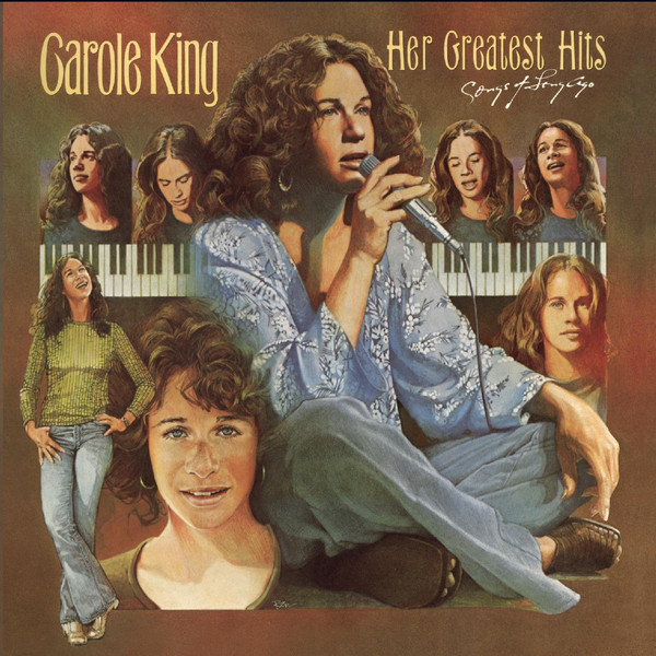 King, Carole Her Greatest Hits (Songs Of Long Ago)