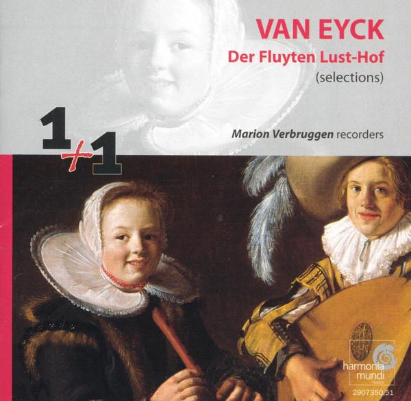Eyck - Marion Verbruggen Der Fluyten Luft-Hof Vinyl