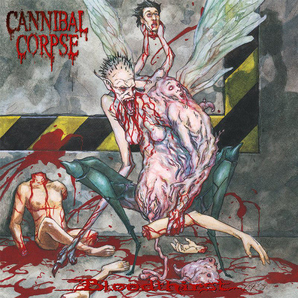 Cannibal Corpse Bloodthirst Vinyl