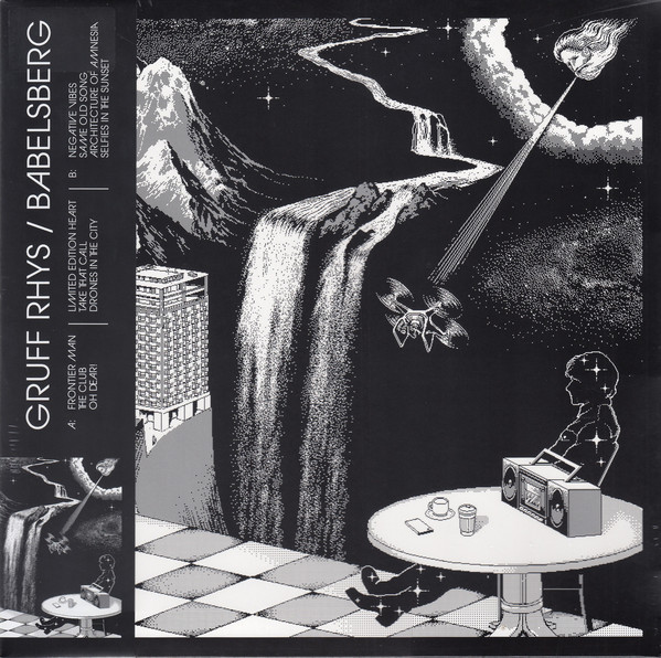 Gruff Rhys Babelsberg Vinyl
