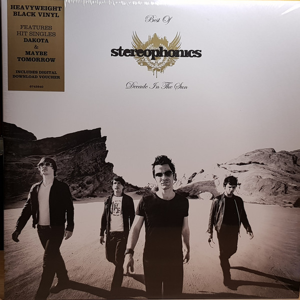 Stereophonics Best Of Stereophonics: Decade In The Sun Vinyl