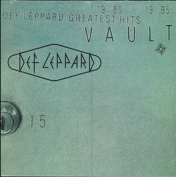 Def Leppard Vault: Def Leppard Greatest Hits 1980-1995  Vinyl