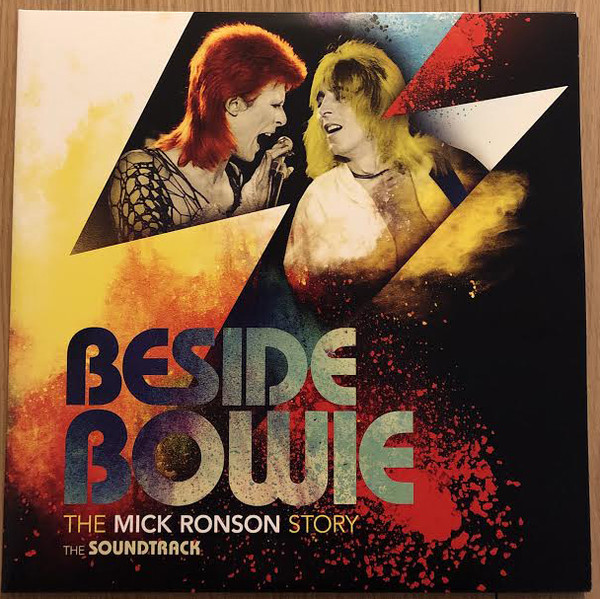 David Bowie Beside Bowie: The Mick Ronson Story (The Soundtrack) Vinyl