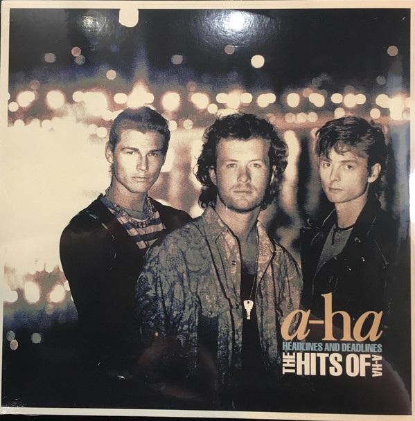 A-Ha Headlines And Deadlines - The Hits Of A-Ha Vinyl