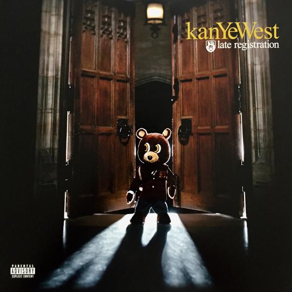 Kanye West Late Registration Vinyl