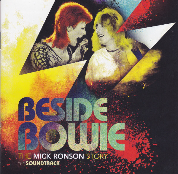 Various Beside Bowie: The Mick Ronson Story The Sound CD