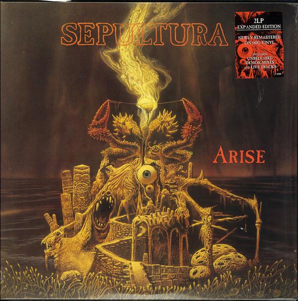 Sepultura Arise Vinyl