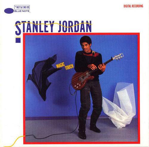 Jordan, Stanley Magic Touch Vinyl