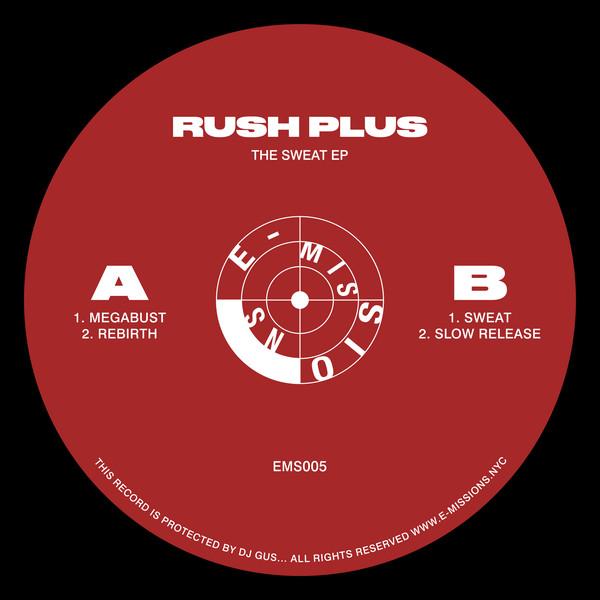 Rush Plus The Sweat EP Vinyl
