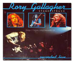 Gallagher, Rory Live In Europe/Stage Struck Vinyl