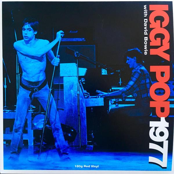 Pop, Iggy With David Bowie 1977