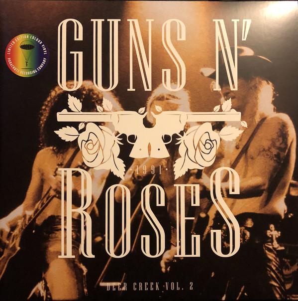 Guns N' Roses Deer Creek Vol. 2 Vinyl