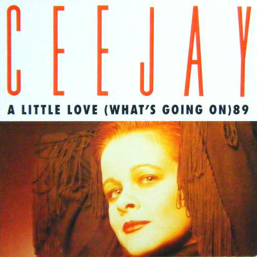 Ceejay A Little Love Vinyl