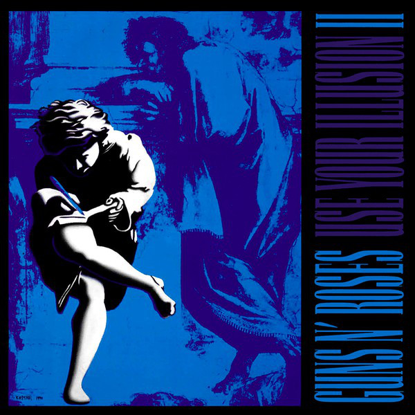 Guns N' Roses Use Your Illusion II Vinyl