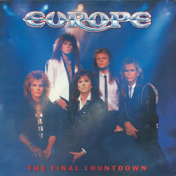 Europe The Final Countdown Vinyl