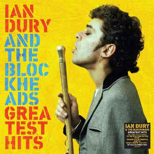 Ian Dury And The Blockheads Greatest Hits  Vinyl