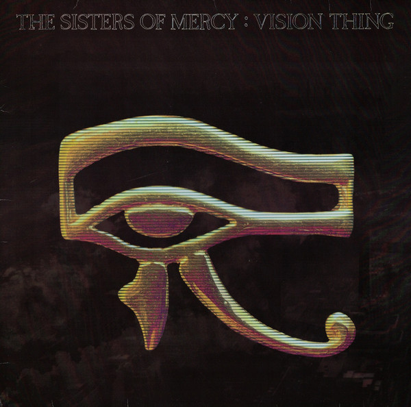 The Sisters Of Mercy Vision Thing Vinyl