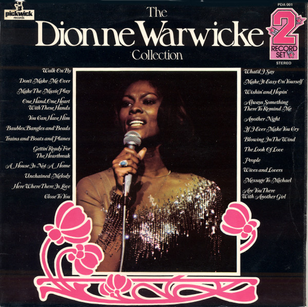Warwicke, Dionne The Dionne Warwicke Collection Vinyl