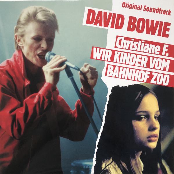 David Bowie Christiane F. Wir Kinder Vom Bahnhof Zoo Vinyl