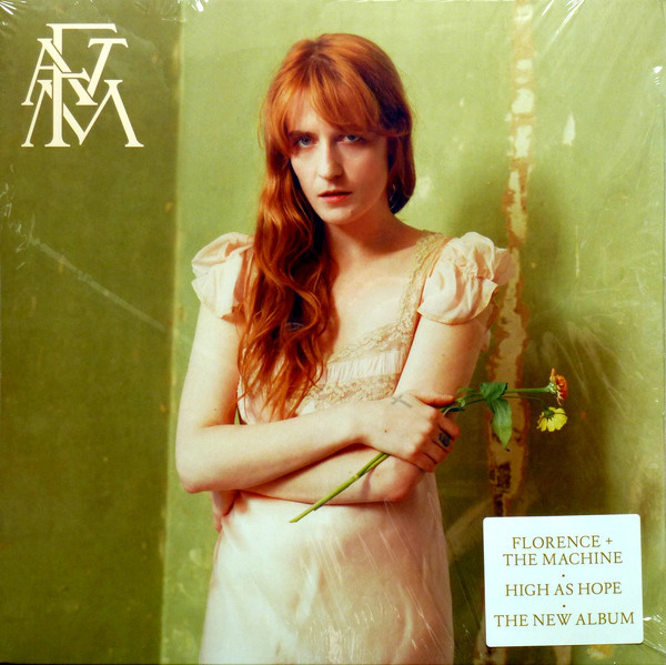 Florence + The Machine High As Hope Vinyl