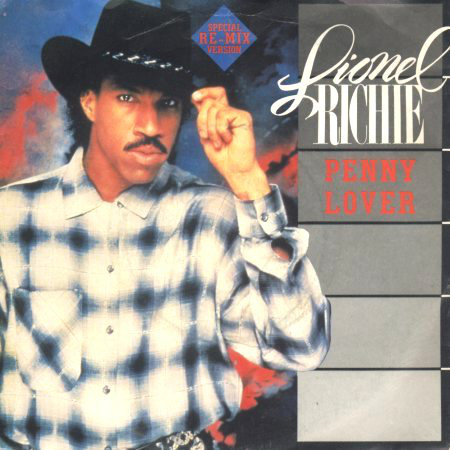 Richie, Lionel Penny Lover (Special Re-Mix Version)